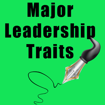 major traits