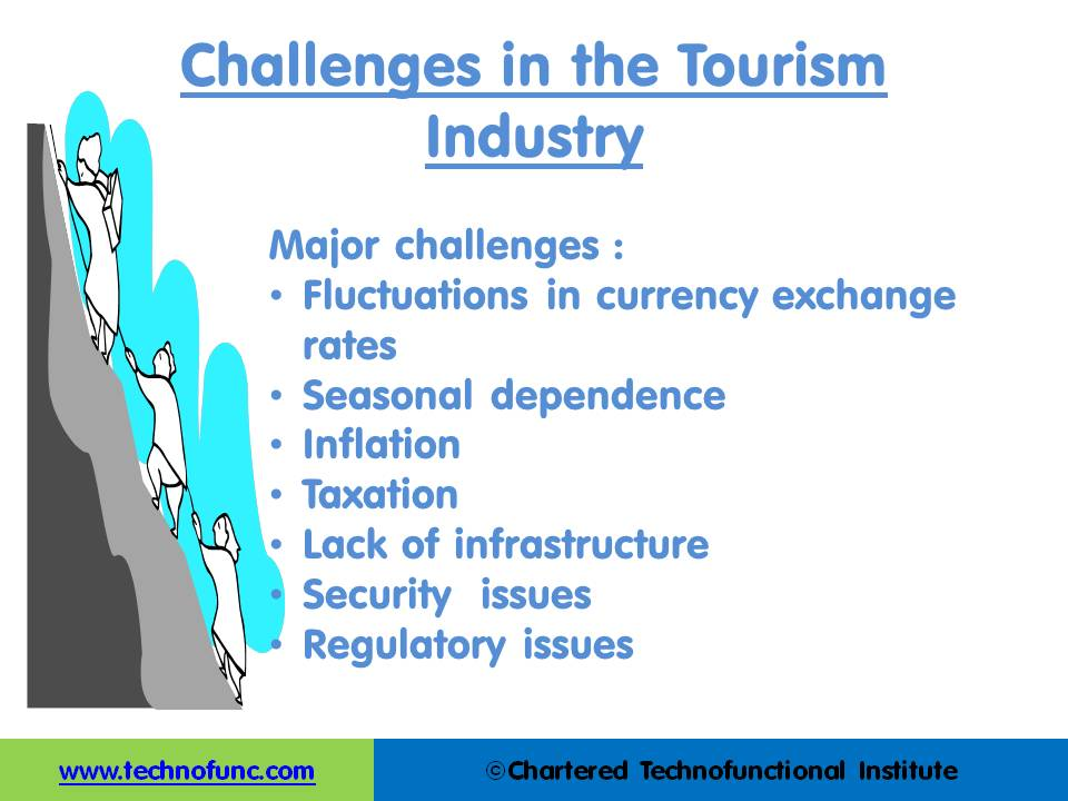 Challenges in the Tourism Industry