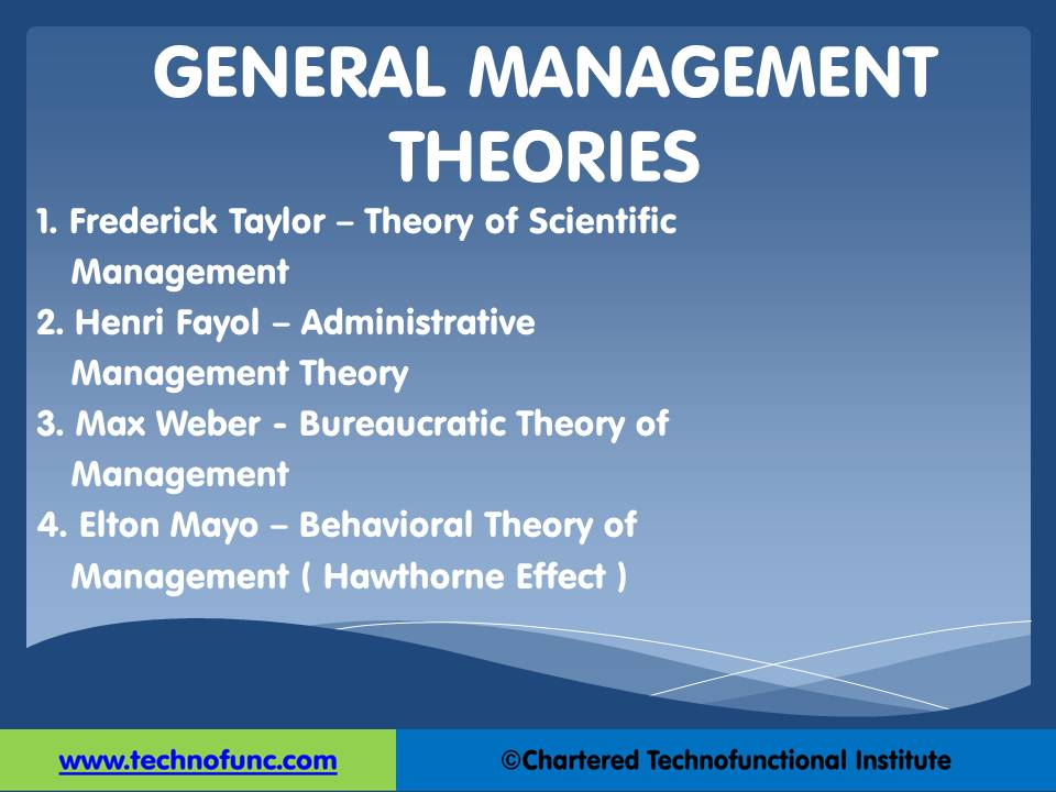 taylors scientific management theory Management scientific management frederick taylor and scientific management in 1911, frederick winslow taylor published his work, the principles of scientific management, in which he described how the application of the scientific method to the management of workers greatly could improve productivity.