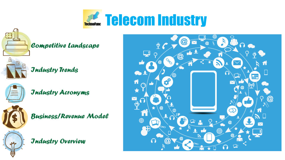 telecom industry Telecommunications industry the telecommunications industry within the sector of information and communication technology is made up of all telecommunications/telephone companies and internet service providers and plays the crucial role in the evolution of mobile communications and the information society.